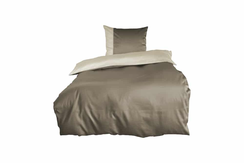 Mako Satin Exklusiv Bettbezug